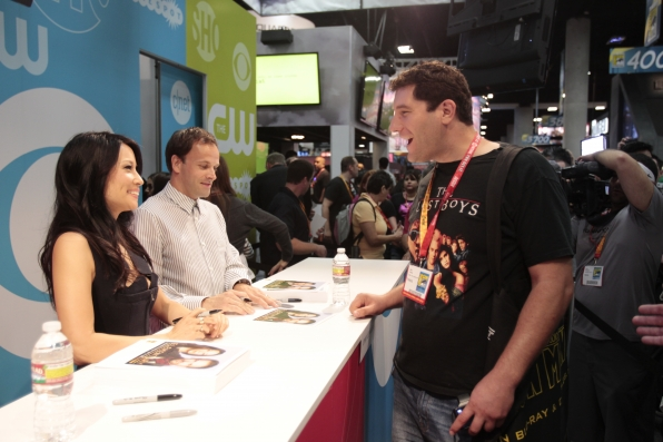 A Fan Chats with Lucy Liu