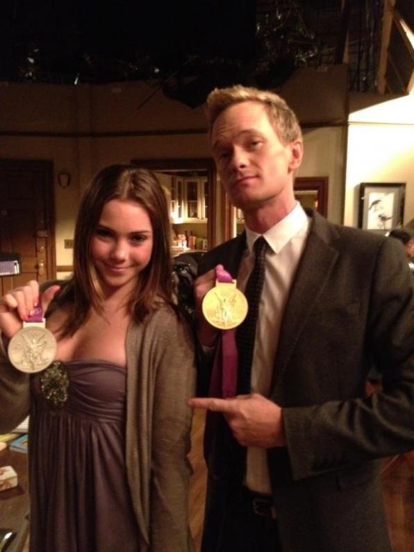 How I Met Your Mother Olympian