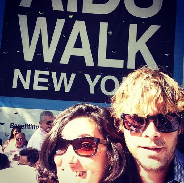19. Daniela Ruah and Eric Christian Olsen - Volunteeering - NCIS: Los Angeles