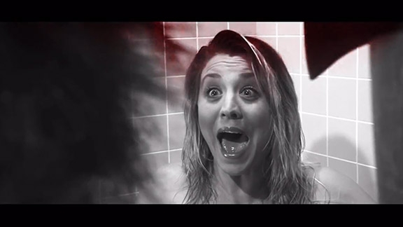 """1. Kaley Cucoco-Sweeting Shares """"Serial Ape-ist Trailer"""""""