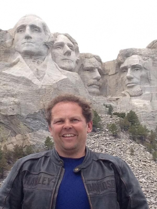 23. Kevin Chapman - Mount Rushmore - Person of Interest
