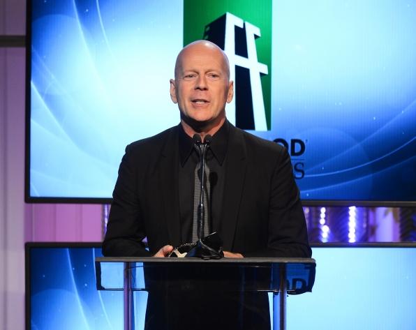 11. Bruce Willis