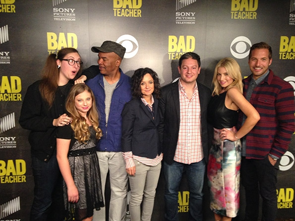 Cast and Executive Producer of Bad Teacher