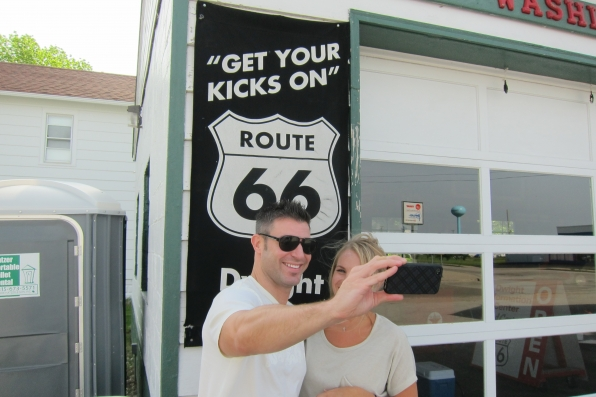 Chicago Route 66