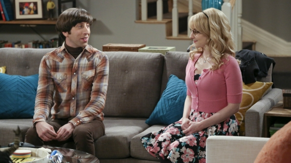the big bang theory bernadette and howard meet