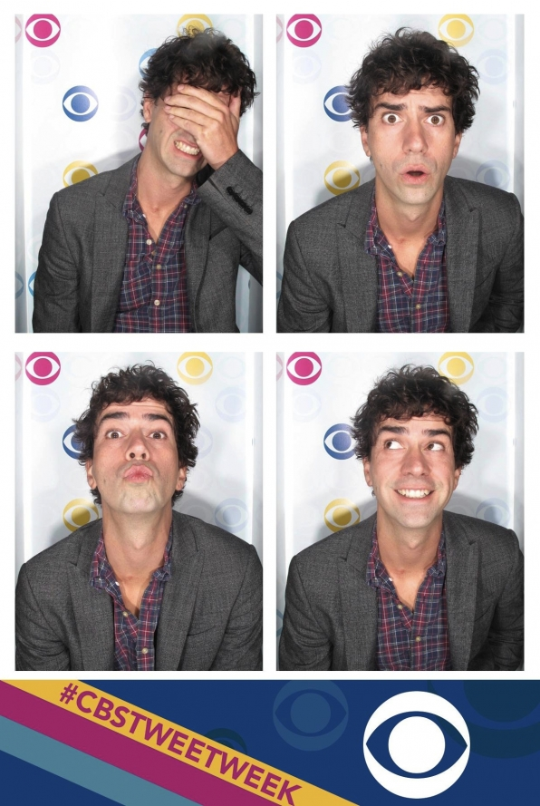 The Crazy Ones' Hamish Linklater