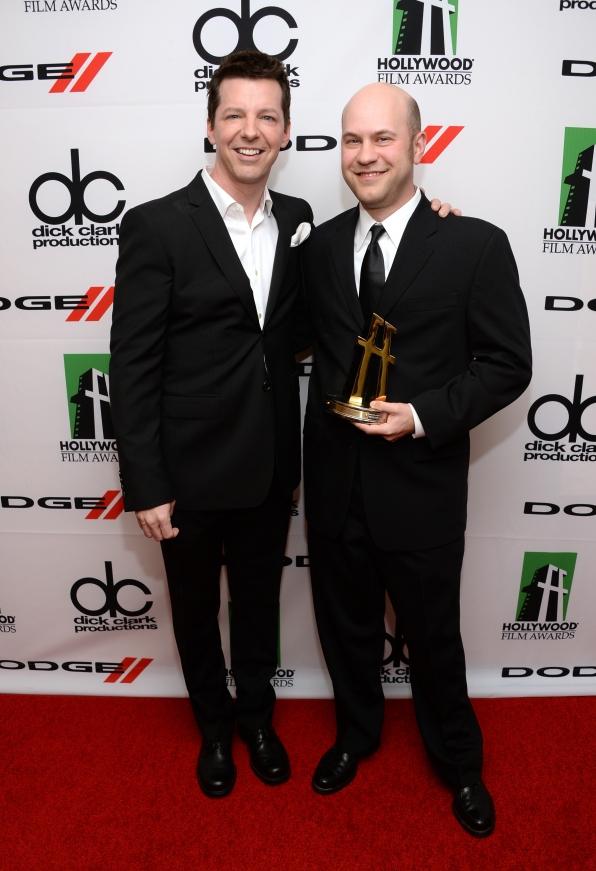 5. Sean Hayes and Dan Scanlon