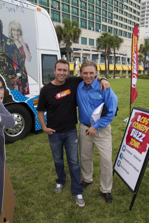 Jeffrey Hentz, President and CEO of Daytona Beach Area Convention and Visitors Bureau