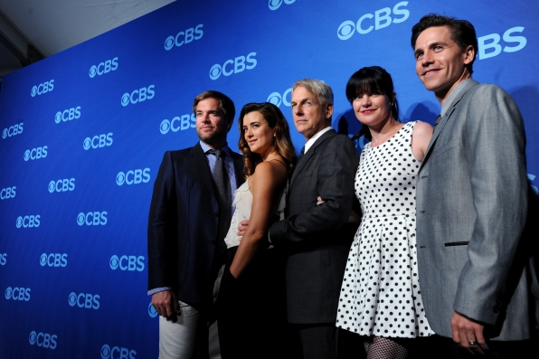 """""""NCIS"""" on the Red Carpet"""