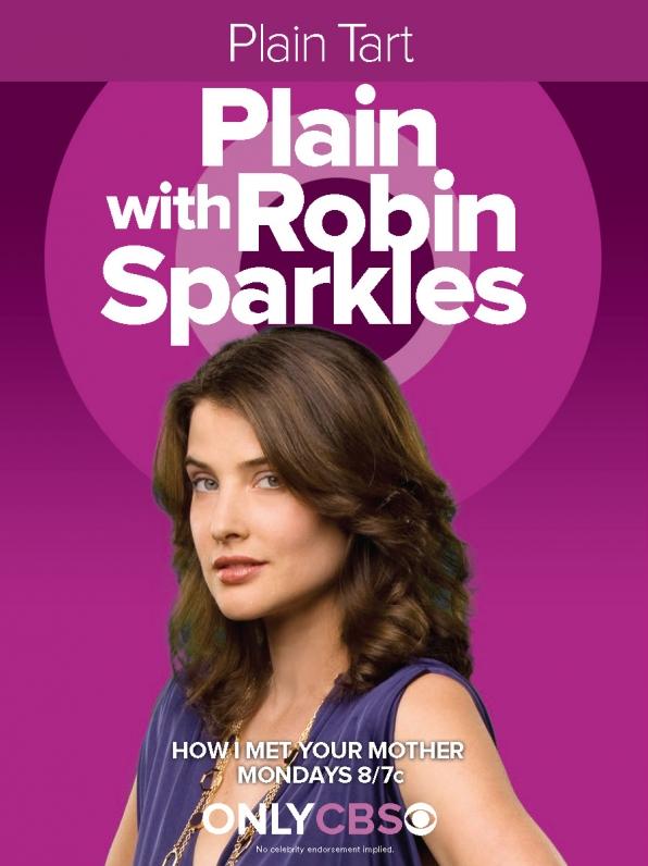 Plain with Robin Sparkles