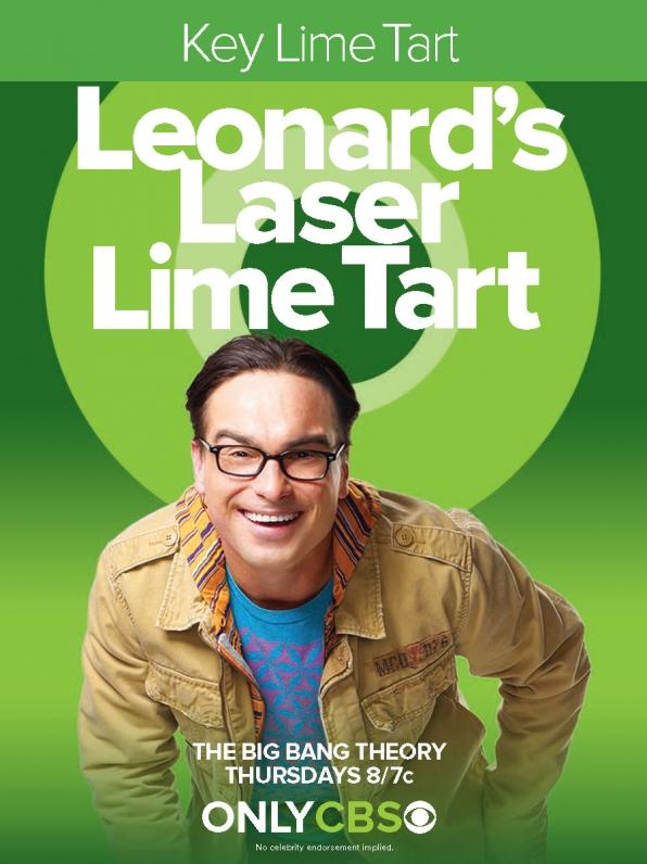 Leonard's Laser Lime Tart
