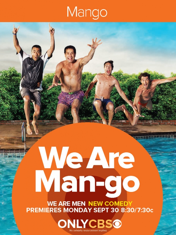 We Are Man-go
