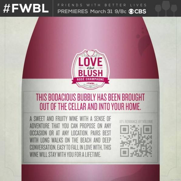 Love at first Blush - Back