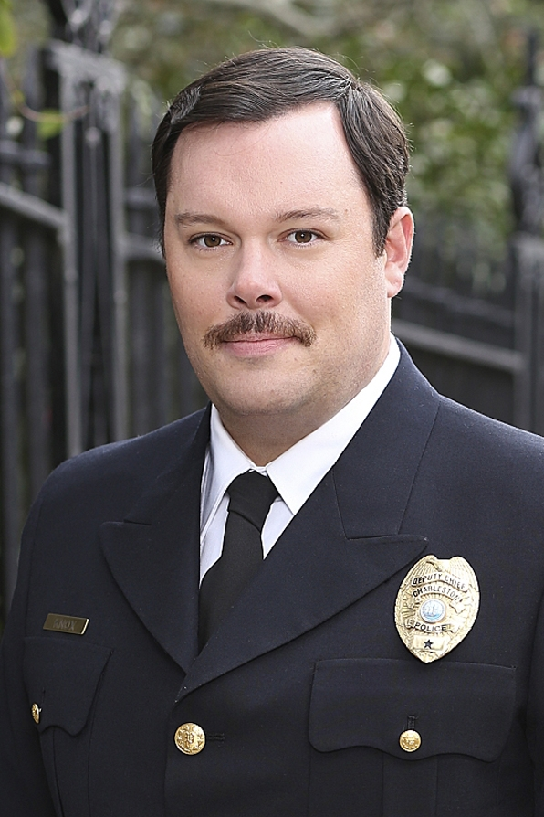Wood was in an episode of Mad Men with Michael Gladis. What CBS legal drama did Gladis guest star on?