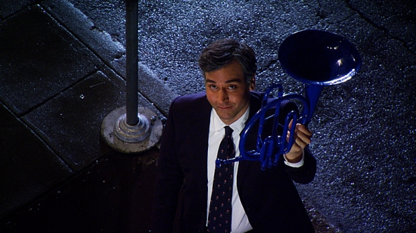 """The blue french horn """"Last Forever Parts One and Two"""""""