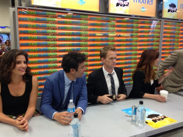 The Cast of HIMYM
