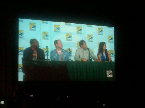 The Cast and Crew of Elementary