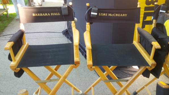 Executive Producer Director's Chairs