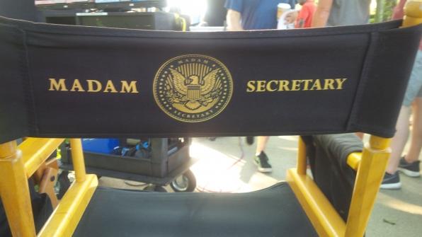 Madam Secretary - Behind the Scenes