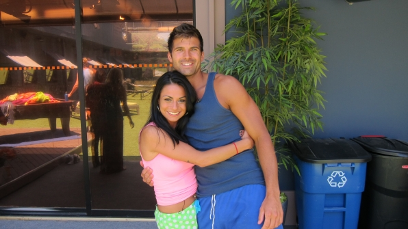 danielle and shane big brother