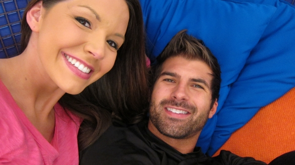 Are danielle and shane from big brother still dating