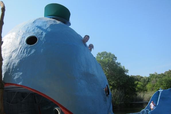 Big Whale in Catoosa, OK