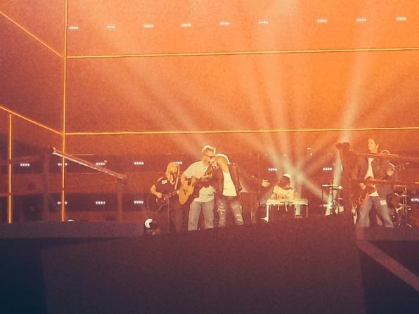 Miranda Lambert - Fashion Rocks Rehearsals