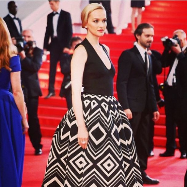 24. Jess Weixler - Cannes - The Good Wife