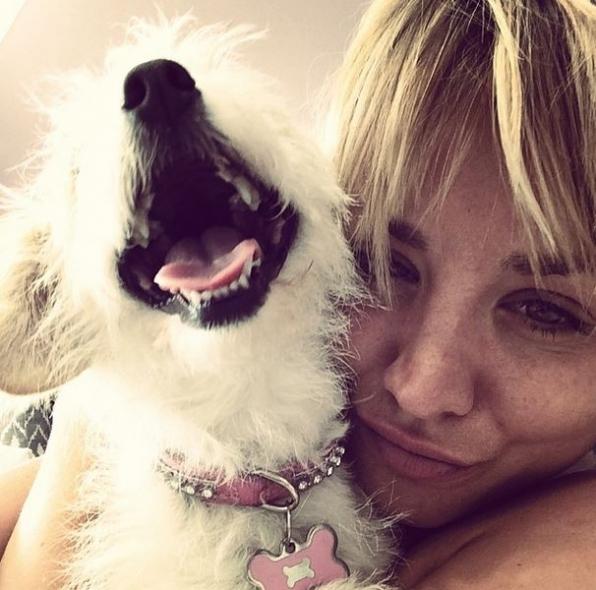 21. Kaley Cuoco-Sweeting - The Big Bang Theory