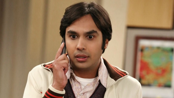 Kunal Nayyar, Big Bang Theory