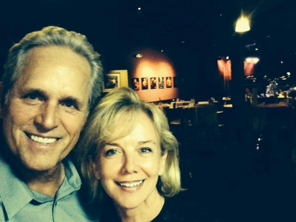 3. Gregory Harrison (Dec) and Linda Purl (Barbara) are both TV and Broadway veterans