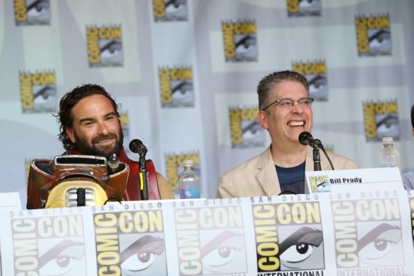 The Big Bang Theory Panel Plus One
