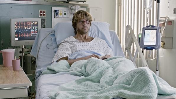 "Not Happy in ""Ascension"" Season 5 Episode 1"