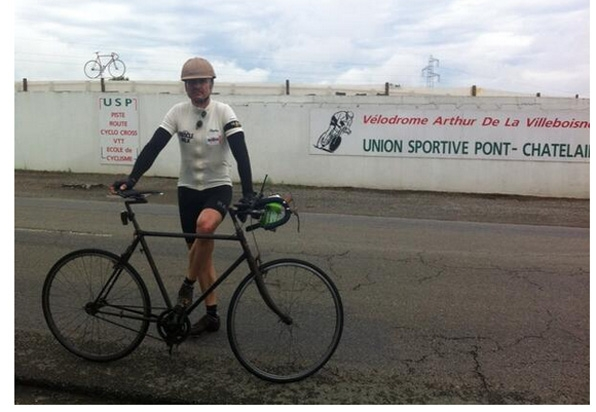 8. Phil Keoghan - Cycling - The Amazing Race