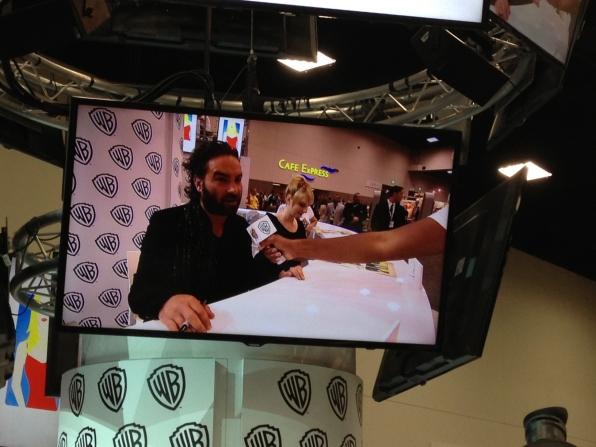 The Big Bang Theory - Big Screen
