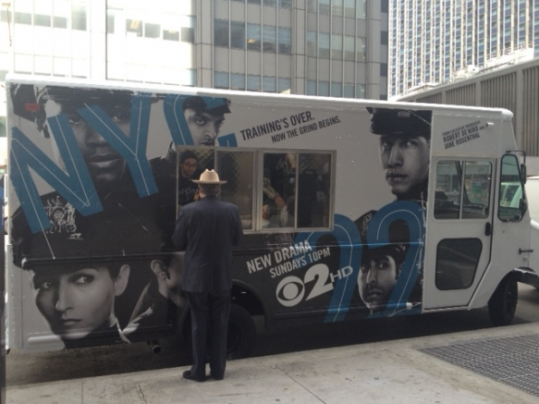 NYC 22 Coffee Truck