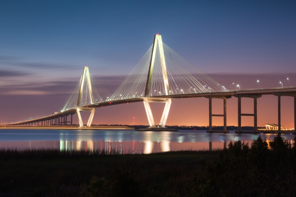 1. Jamie wants to close the shipping lanes, but that would stop big business in Charleston.