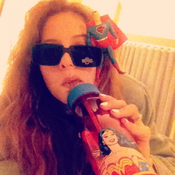 20. Rachelle Lefevre Gets a Dose of the Real Comic-Con