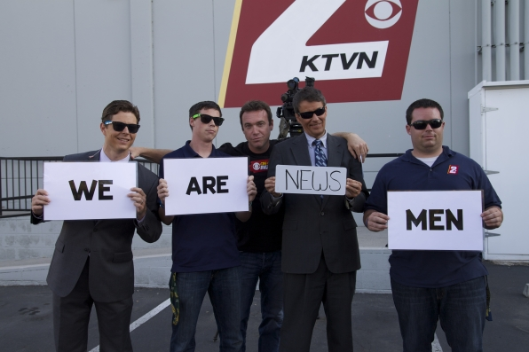 We Are News Men