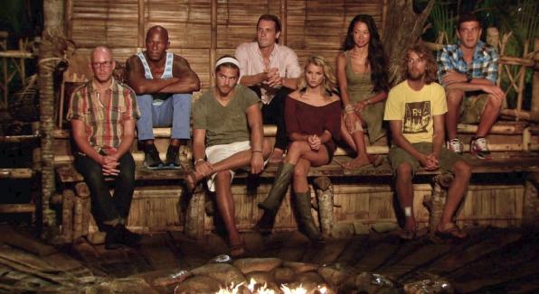 """The jury in the Season 26 Finale """"Last Push"""""""