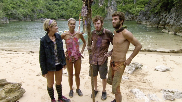 "The final four in the Season 26 Finale ""Last Push"""