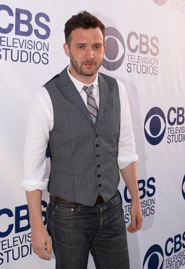 Eddie Kaye Thomas on the CBS Summer Soiree Red Carpet