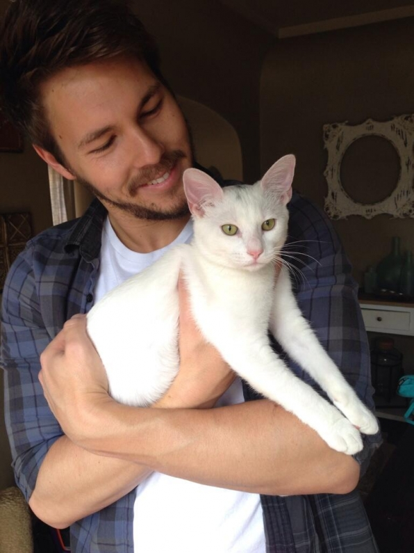 34. Scott Clifton - The Bold and the Beautiful