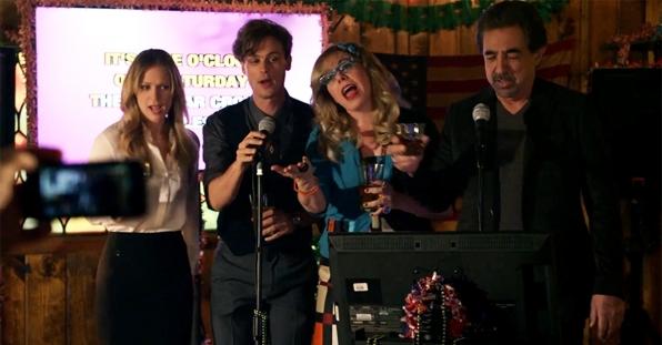 Sing karaoke with friends