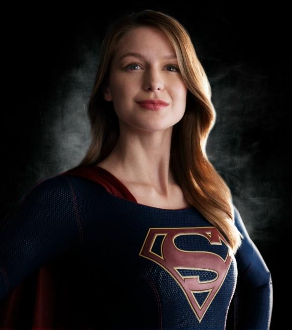 <i>Supergirl</i>
