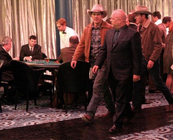 Dennis Quaid Stars as Ralph Lamb