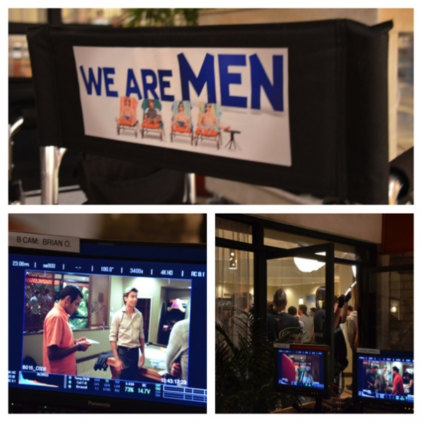 Week 1 on We Are Men- Mondays 8:30/7:30c