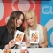 2 Broke Girls' Kat Dennings and Beth Behrs Autograph Signing