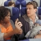 """Marshall's seat buddy in """"The Locket"""" Episode 1 of Season 9"""