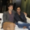 Hamish Linklater and Kunal Nayyar